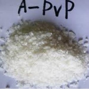 A-pvp white looking chemicals crystal substance