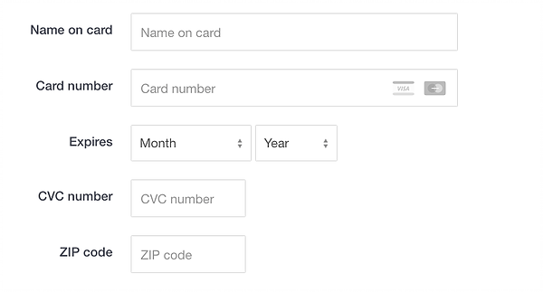 how to buy Bitcoin BTC using your credit card format
